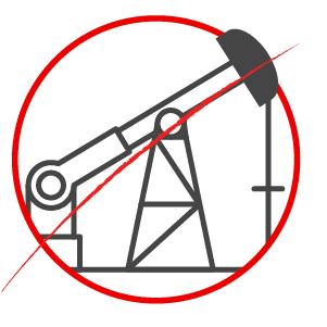 Pas de pétrole