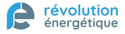 Logo Révolution énergétique